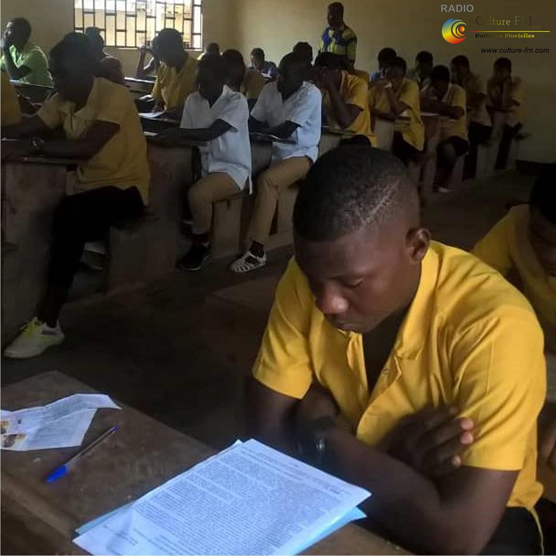 Baccalauréat 2019  au Cameroun : C'est parti !