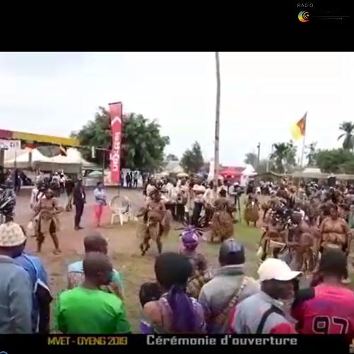 Festival MVET-OYENG 2019 : Cérémonie d'ouverture (Vidéo 1)