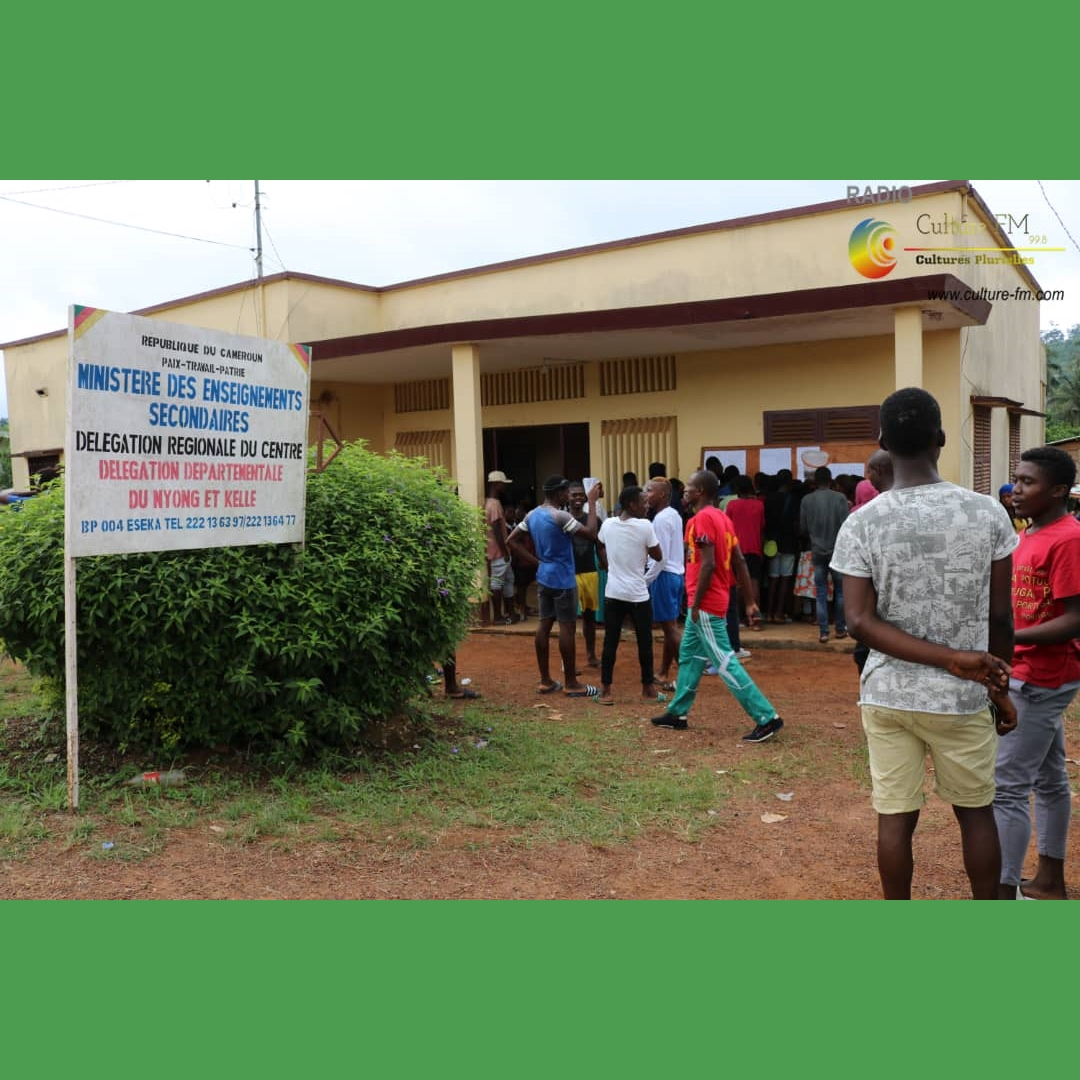 BEPC 2019: Le Centre d'Eséka affiche ses bons résultats