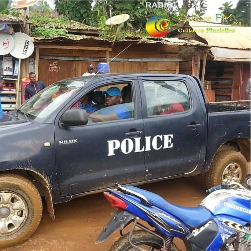 Faits divers: Braquage à l'agence Express Exchange d'Eseka