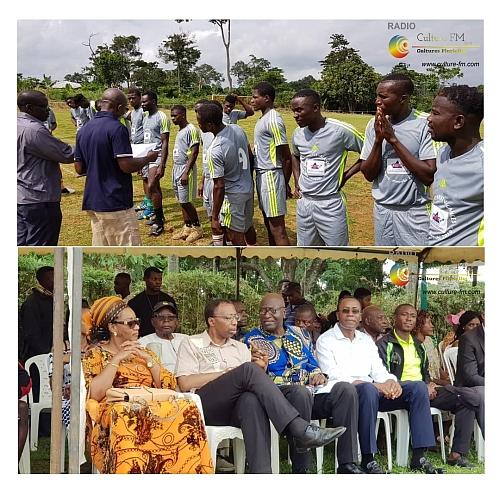 Vacances 2019 : Football à Ngog-Mapubi