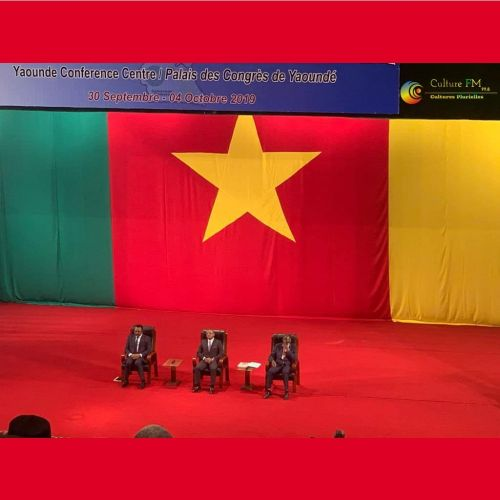 Grand Dialogue National: Ouverture solennelle