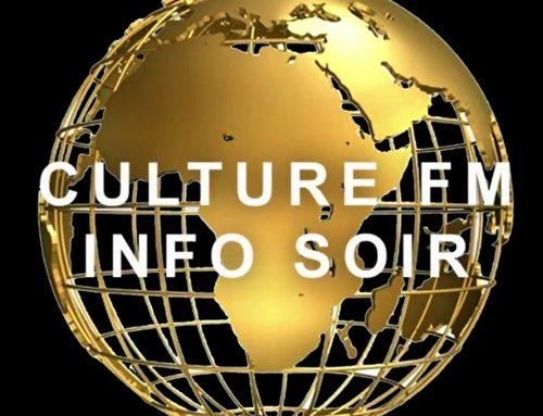 """""""Journal Culture FM Info Soir"""" – 21/10/2020"""
