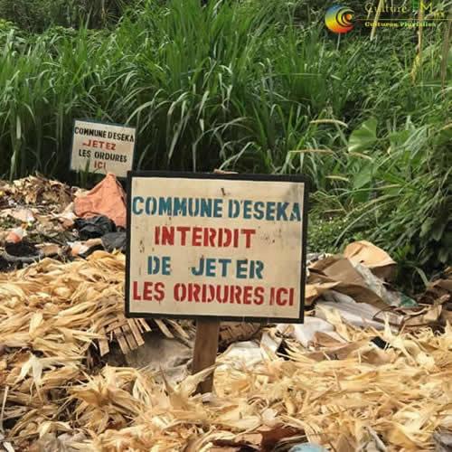Eséka: Comment gérer les ordures ménagères ?