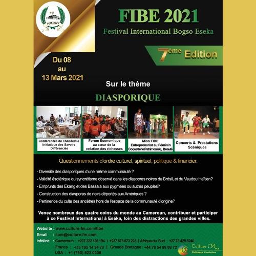 FIBE 2021: l'Afrique face à sa diaspora !