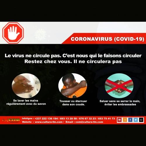 COVID-19: Le virus ne circule pas. C'est nous qui le faisons circuler.